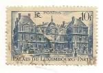 Sellos del Mundo : Europa : Francia :  Palais Du Luxembourg-París