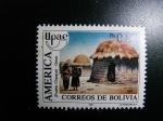 Sellos del Mundo : America : Bolivia : America UPAEP