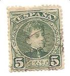 Sellos de Europa - España -  correo terrestre