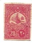 Sellos de Africa - Turquía -  No 97A-102