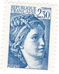 Sellos del Mundo : Europa : Francia : República Francesa