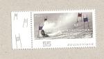 Sellos de Europa - Alemania -  Campeonatos mundiales ski en 2011