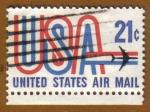 Sellos del Mundo : America : Estados_Unidos : USA & JET