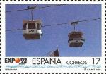 Sellos del Mundo : Europa : España : EXPOSICION UNIVERSAL DE SEVILLA .EXPO92