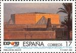 Sellos del Mundo : Europa : España : EXPOSICION UNIVERSAL DE SEVILLA.EXPO92