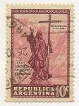 Sellos de America - Argentina -  XXXII Congreso Eucarístico Internacional