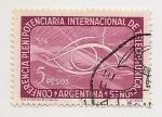 Sellos de America - Argentina -  Conferencia Plenipotenciaria Internacional de Telecomunicaciones