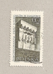 Sellos de Oceania - Polonia -  Monumento Plaszow