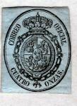 Sellos del Mundo : Europa : España : Correo Of Ediciom 1857