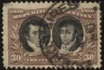 Sellos de America - Argentina -  Conmemorativo del primer centenario de la Revolución del 25 de mayo de 1810. El General Manuel Belgr