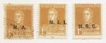 Sellos de America - Argentina -  Gral. José de San Martín