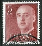 Sellos de Europa - España -  1160 General Franco.
