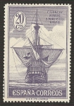 Sellos de Europa - España -  Descubrimiento de América. - Edifil 538