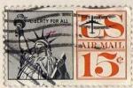 Sellos del Mundo : America : Estados_Unidos : Estados Unidos: Liberty for all