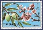 Sellos del Mundo : Europa : España : Flora