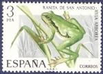 Sellos del Mundo : Europa : España : Fauna Hispanica