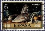 Sellos del Mundo : Europa : España : Luis Eugenio Menendez     (Bodegones)