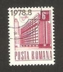 Sellos de Europa - Rumania -  Ministerio de Correos