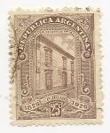 Sellos de America - Argentina -  Central de Correos en 1926