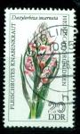 Sellos del Mundo : Europa : Alemania :  Flores. Orquídeas