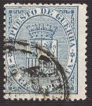 Sellos del Mundo : Europa : España : Escudo de España. - Edifil 142