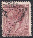 Sellos del Mundo : Europa : España : Alfonso XII. - Edifil 188