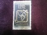 Sellos de America - Colombia -  Unión Postal  de las Americas y España