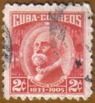 Sellos del Mundo : America : Cuba :  MAXIMO GOMEZ