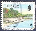 Sellos del Mundo : Europa : Isla_de_Jersey : Bahía de Belcroute