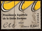 Sellos del Mundo : Europa : España : Presidencia española de la Union europea