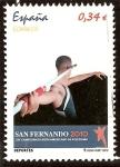 Sellos del Mundo : Europa : España : XIV Campeonato Iberoamericano de Atletismo