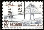 Sellos del Mundo : Europa : España : Exposición 1929. Puente de Rande sobre la Ria de Vigo