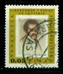 Sellos de America - Venezuela -  Bolivar