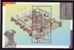 Sellos del Mundo : Europa : Croacia : Centro histórico de Split (Palacio Diocleciano)