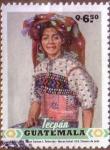 Sellos del Mundo : America : Guatemala : Trajes Tipicos II