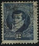 Sellos de America - Argentina -  Manuel Belgrano 1770 – 1820. Economista, periodista, político, abogado y militar.