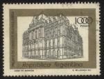 Sellos de America - Argentina -  Palacio de Correos de Buenos Aires.