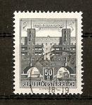Sellos de Europa - Austria -  Monumentos