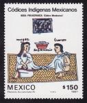 Sellos del Mundo : America : México : CÓDICES INDÍGENAS MEXICANOS