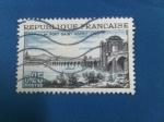 Sellos de Europa - Francia -  PUENTE DE PONT-SAINT-ESPRIT(1265)
