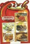 Sellos del Mundo : America : Perú :  Gastronomía Peruana