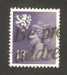 Sellos de Europa - Reino Unido -  elizabeth II, emisión regional de Escocia