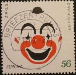 Sellos del Mundo : Europa : Alemania : circo