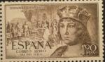 Sellos del Mundo : Europa : España : centenario fernando el catolico