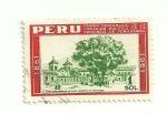 Sellos del Mundo : America : Perú : Centenario de la creación de la provincia de pomabamba