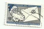 Sellos de America - Perú -  Pro aguinaldo de Navidad