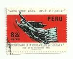 Sellos del Mundo : America : Perú : 50 Aniversario F.A.P.
