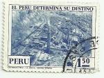 Sellos de America - Perú -  Cambios estructurales