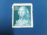 Sellos de Europa - España -  LEANDRO F. MORATIN