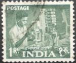 Sellos de Asia - India -